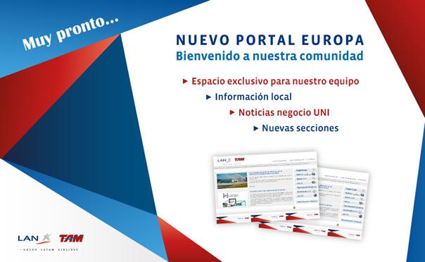 Presentación de nuevo portal para empleados.