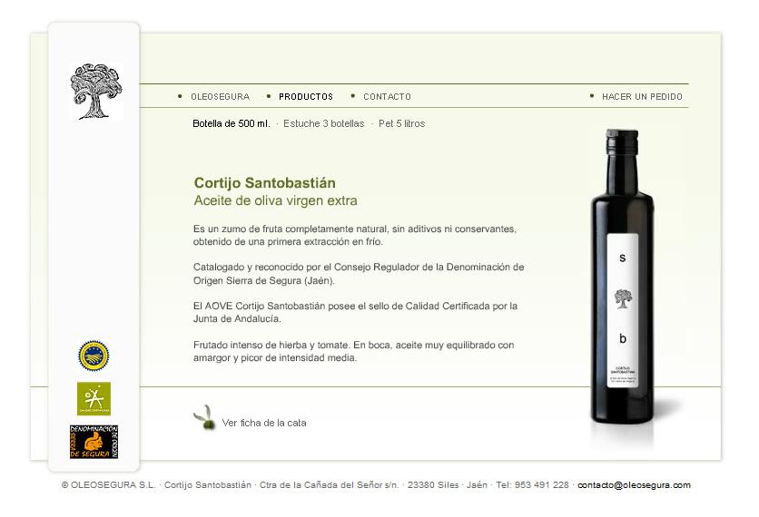 Web site corporativo